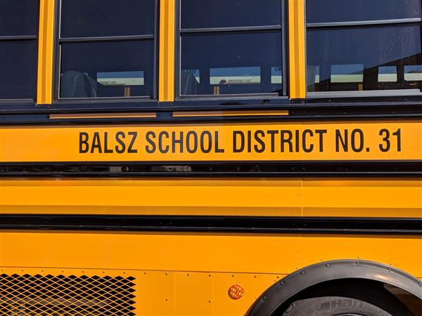 Balsz School District Bus