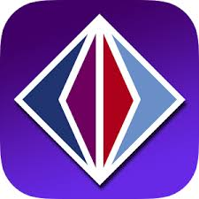 Diamond logo for ParentVue app
