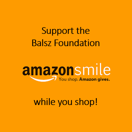 Amazon Smile: Support the Foundation while you shop!