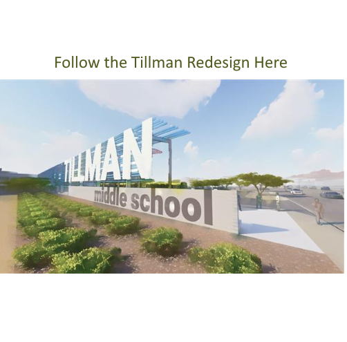 Learn about the Tillman Redesign Process Here