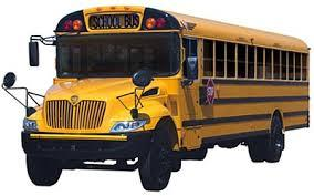 Image of a School Bus