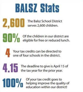 Tax Credits / School Tax Credit