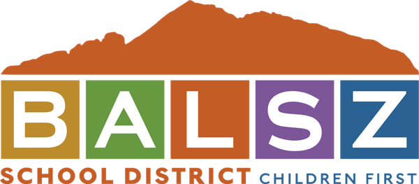 Balsz School District Logo - Children First