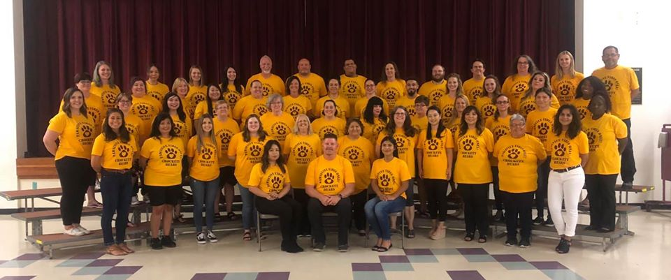 Crockett staff photo