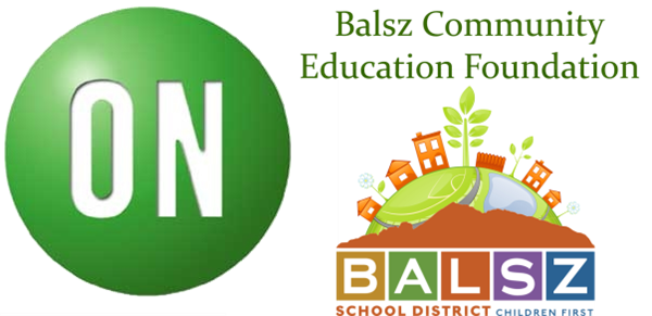 ON Semiconductor and Balsz Community Education Foundation Logos