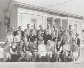 Balsz School Faculty 1959